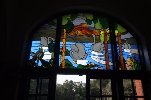 Stained Glass at HS Museum