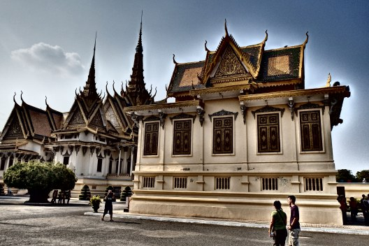 King Norodom's Royal Palace